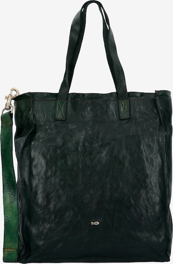 Campomaggi 'Peonia Shopper' Tasche Leder 31 cm in grün, Produktansicht