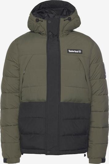 TIMBERLAND Steppjacke in khaki / schwarz, Produktansicht