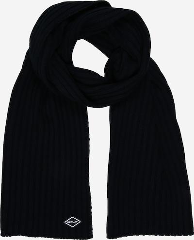REPLAY Schal in dunkelblau, Produktansicht
