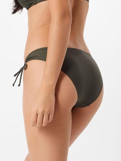 ABOUT YOU Bikini Hose 'Natalia' in khaki: Rückansicht