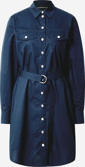 Sportmax Code Tussenjas 'RADIOSO' in de kleur Nachtblauw, Productweergave