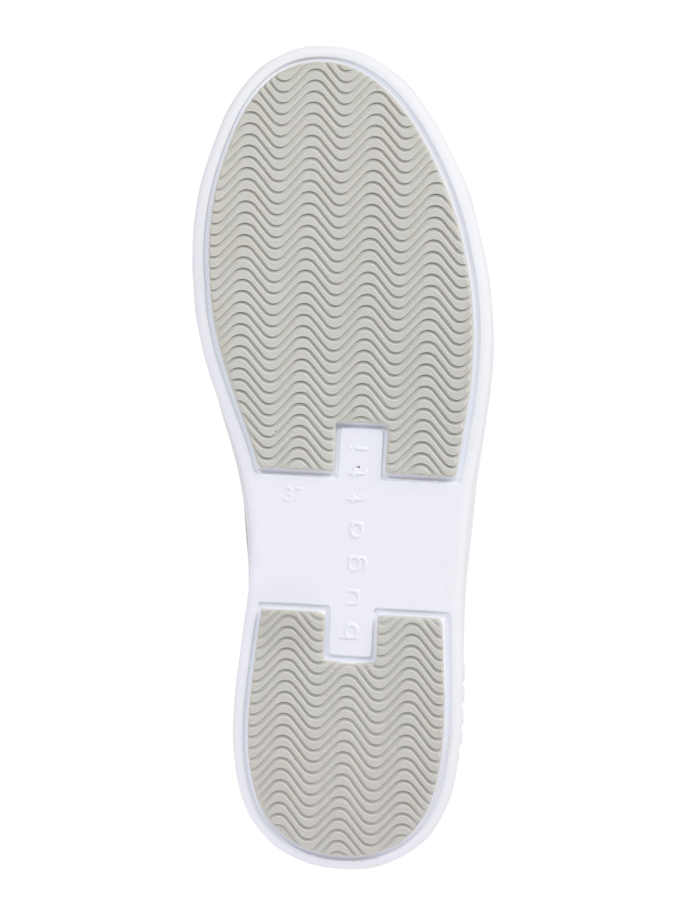 Glitzereffekt In Rosa Mit Bugatti Sneaker lFc3JT1K