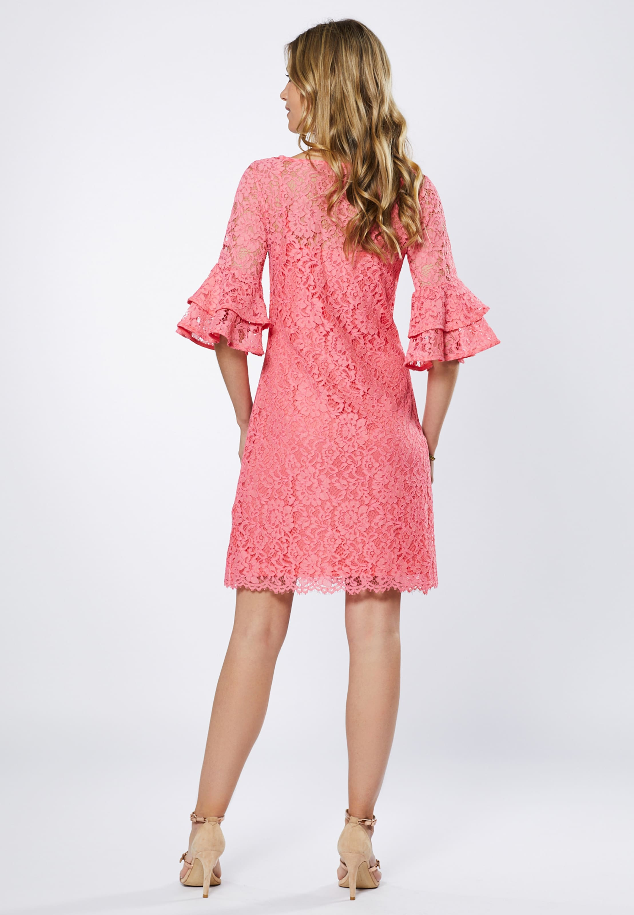 Couture Barbara Robe Young Corail Cocktail De By Schwarzer En EHIDW29Y