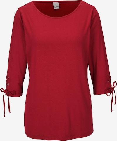 Marškinėliai iš heine , spalva - raudona, Prekių apžvalga