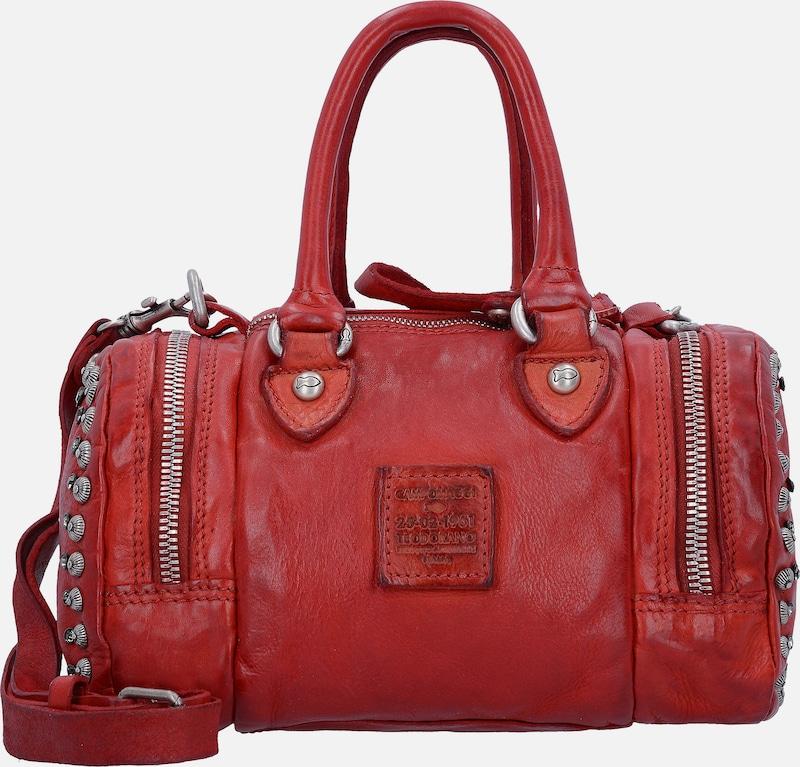Campomaggi Bauletto Mini Bag Handtasche Leder 22 cm