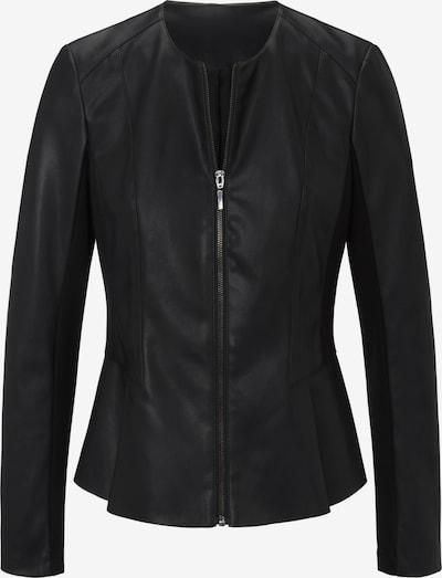 MYBC Tussenjas in de kleur Zwart, Productweergave