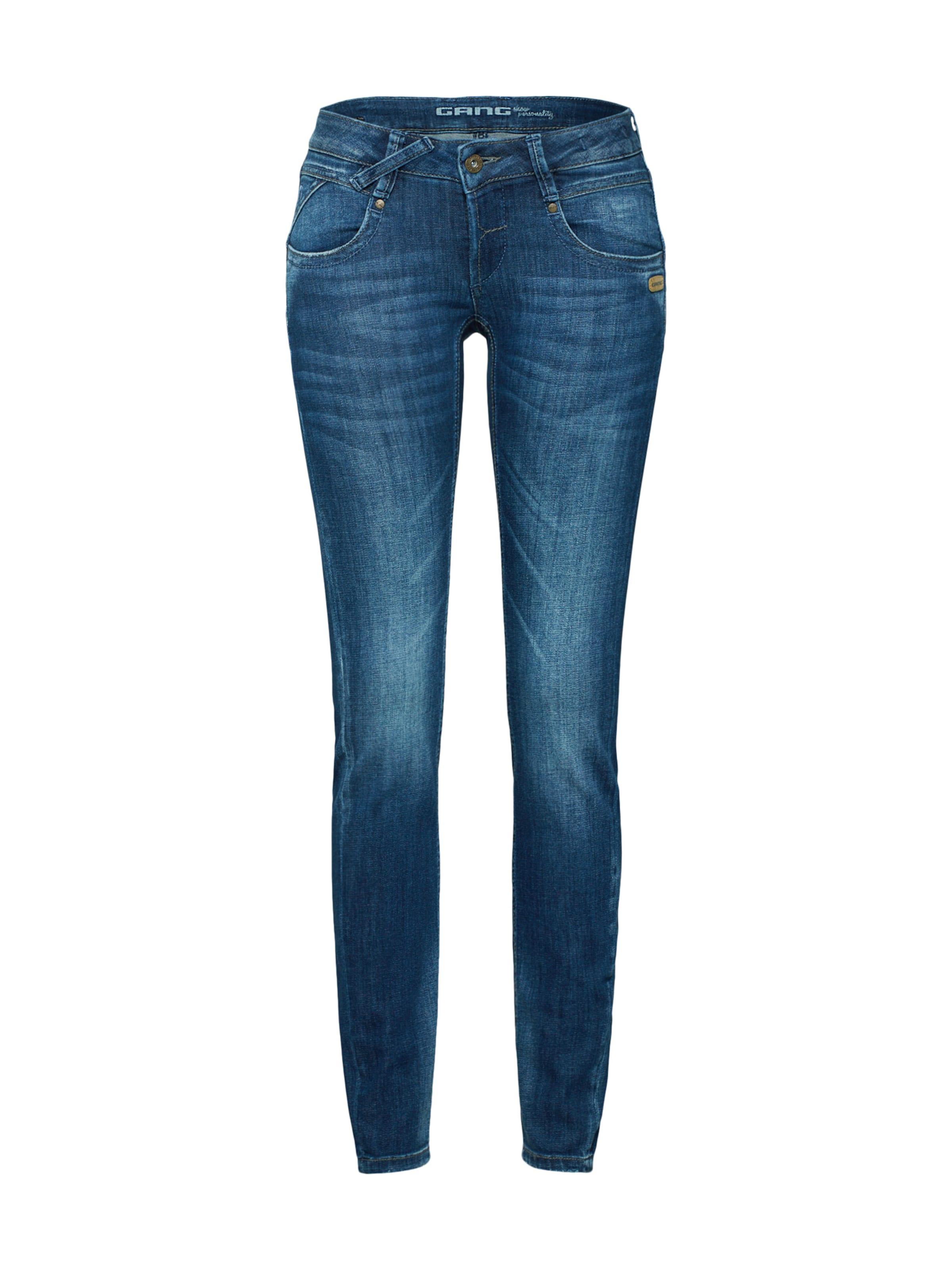 Blauw Denim Gang 'nena' Jeans In uwkXZiTPO