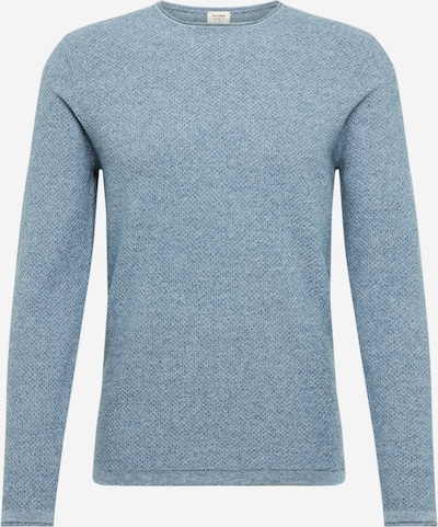 OLYMP Pull-over 'Level 5 Casual Pullover ' en bleu marine, Vue avec produit