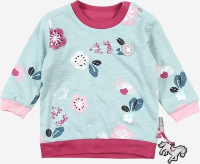 SIGIKID Shirt in hellblau / mischfarben / pitaya, Produktansicht