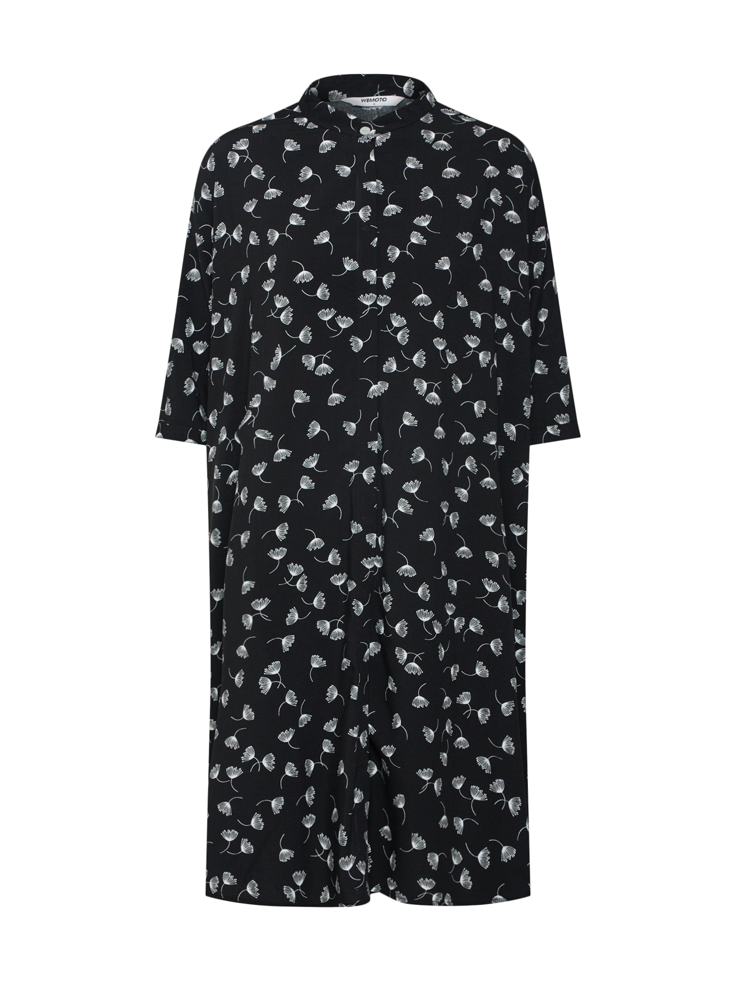 Wemoto Printed' SchwarzWeiß Kleid In 'hume fvIgbyY76m