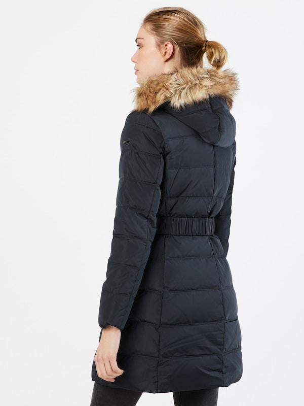 Esprit Quilted Winter Coat