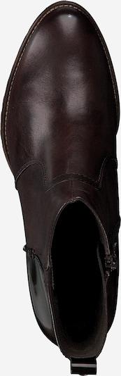 Kulkšnis dengiantys batai 'Jilly' iš TAMARIS , spalva - tamsiai ruda: Vaizdas iš viršaus