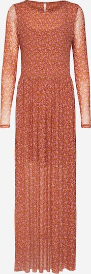 Free People Kleid 'HELLO AND GOODYBYE MIDI' in braun, Produktansicht