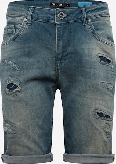 Cars Jeans Jeansshorts 'BECKER' in blue denim, Produktansicht