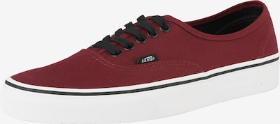 VANS Sneaker 'Authentic' in bordeaux, Produktansicht
