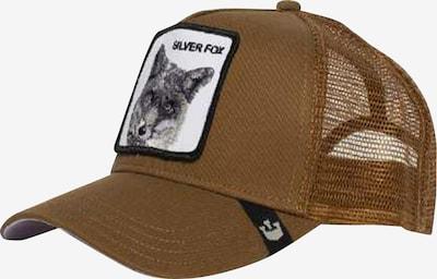 GOORIN Bros. Cap 'Silver Fox' in cognac, Produktansicht