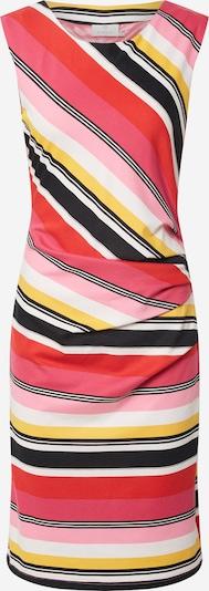Kaffe Kleid 'tia' in mischfarben / pink / rot, Produktansicht