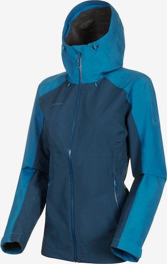 MAMMUT Jacke 'Convey Tour HS' in blau / himmelblau, Produktansicht