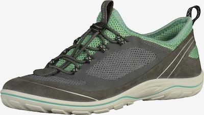 ECCO Sneaker in grau / hellgrün, Produktansicht