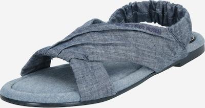 G-Star RAW Sandale 'Marina' in dunkelblau, Produktansicht