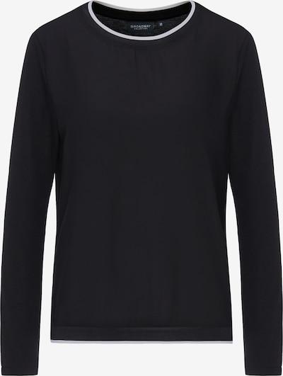 Marškinėliai 'NARCISCA' iš BROADWAY NYC FASHION , spalva - juoda, Prekių apžvalga