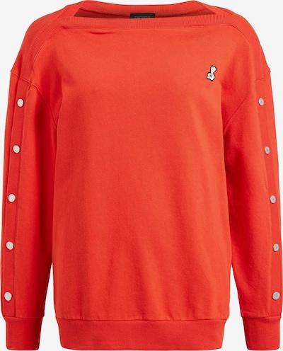 khujo Sweatshirt ' CARLY ' in rot, Produktansicht