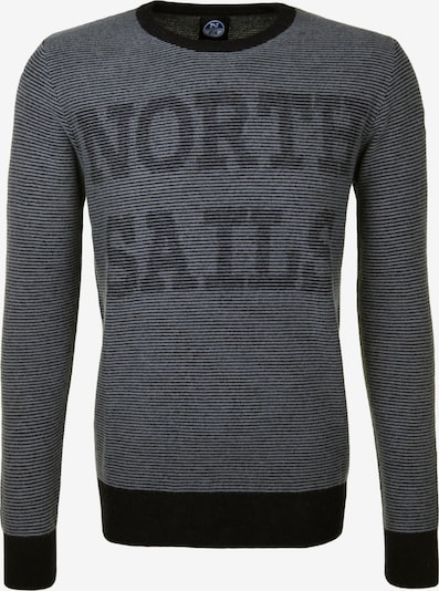North Sails Strickpullover in navy, Produktansicht