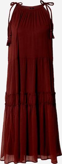 VERO MODA Kleid 'VMPENELOPE SL ANCLE DRESS WVN' in rostbraun, Produktansicht