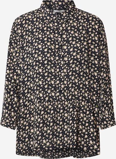 Camicia da donna 'Carl' NUÉ NOTES di colore beige / nero, Visualizzazione prodotti