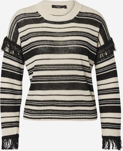 Weekend Max Mara Pullover 'CANGA' in beige / schwarz, Produktansicht