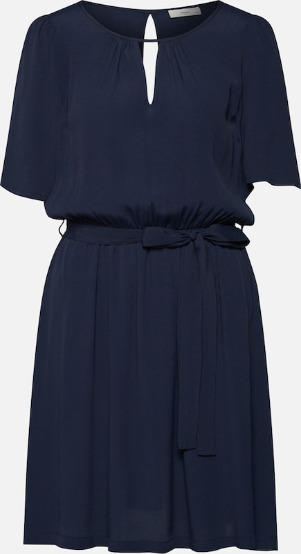 minimum Kleid 'Amarante' in navy, Produktansicht