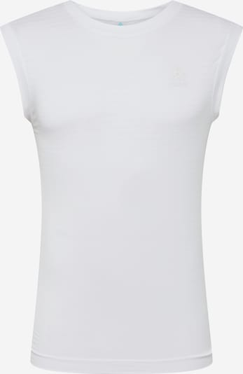 ODLO T-Shirt fonctionnel 'Performance Light' en blanc, Vue avec produit