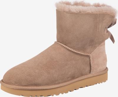 UGG Škornji za v sneg 'Mini Baily Bow' | svetlo rjava barva, Prikaz izdelka