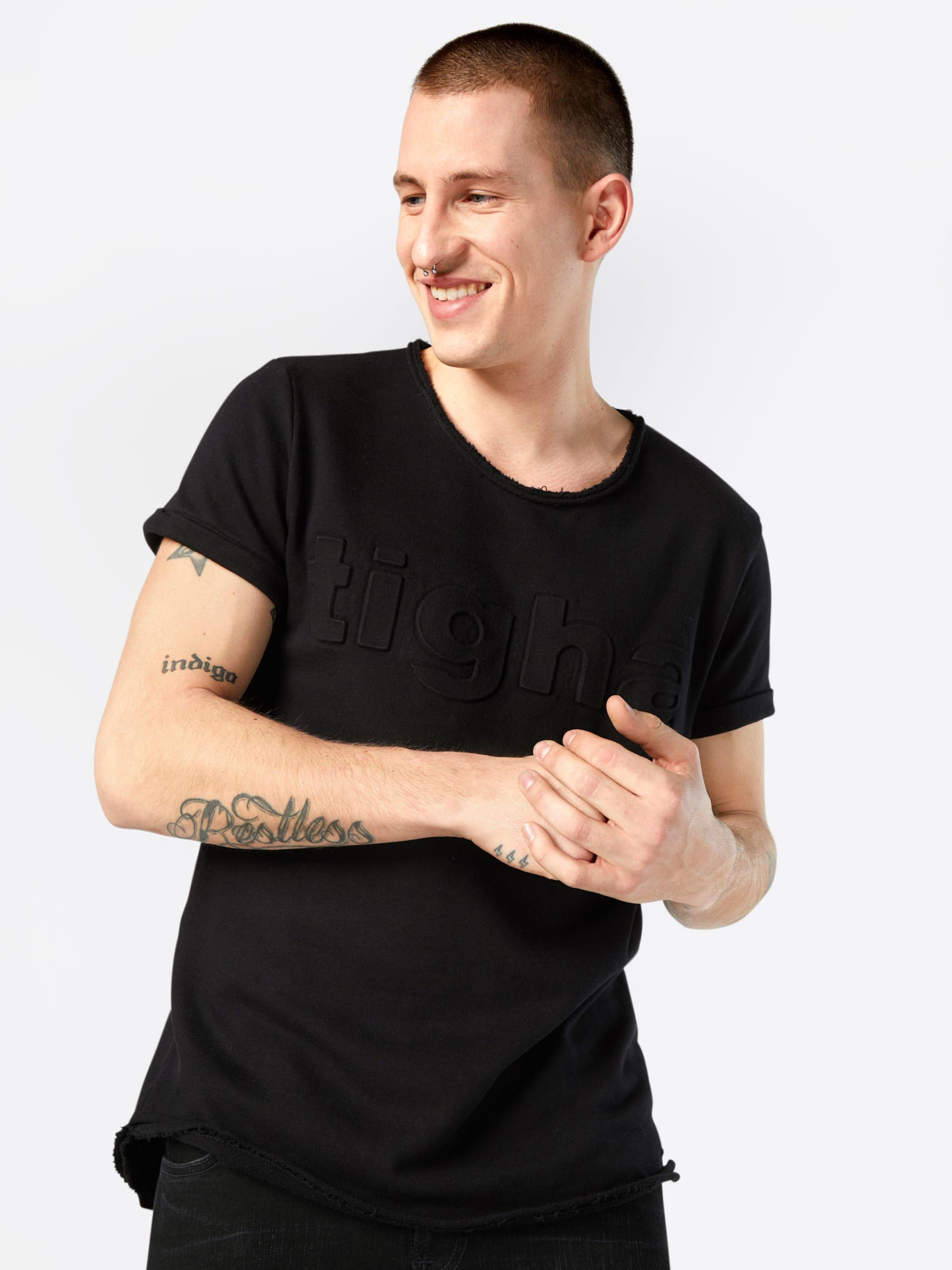 tigha Sweatshirt 'Milo Logo' Spielraum Billig Günstig Online Spielraum Mit Mastercard HiinZ