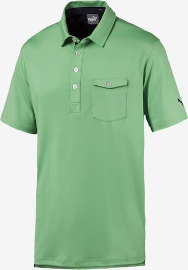 PUMA Polo 'Donegal' in mint, Produktansicht