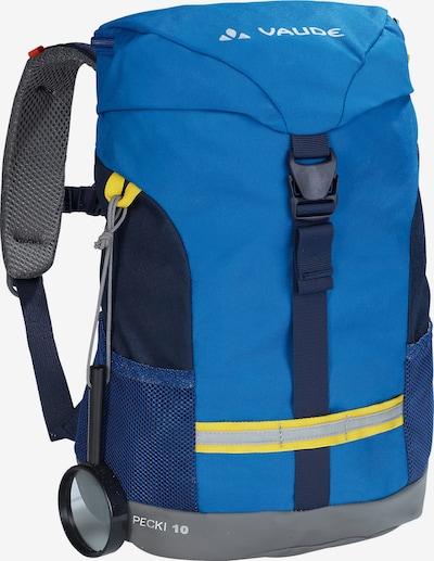 VAUDE Sportrugzak 'Pecki 10' in de kleur Blauw, Productweergave