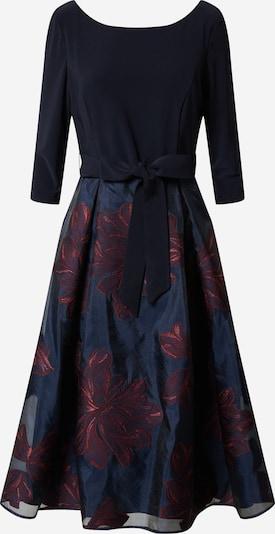 Vera Mont Společenské šaty - modrá / červená, Produkt