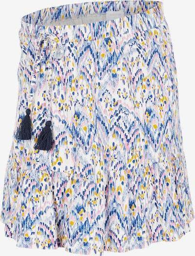 Sijonas 'Mlagnes' iš MAMALICIOUS , spalva - mėlyna / rožinė / balta, Prekių apžvalga
