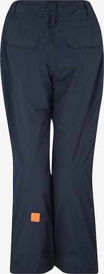 HELLY HANSEN Outdoorbroek 'SOGN CARGO PANT' in de kleur Blauw: Achteraanzicht