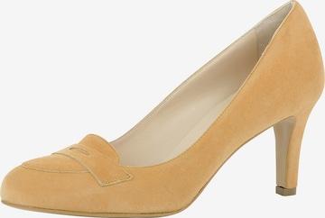 Escarpins 'BIANCA' EVITA en orange