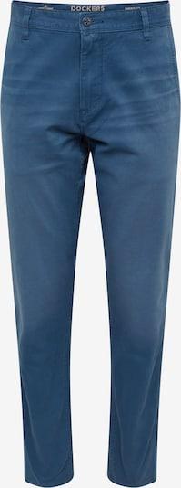 Dockers Pantalon chino 'SEAWORN KHAKI' en bleu ciel, Vue avec produit
