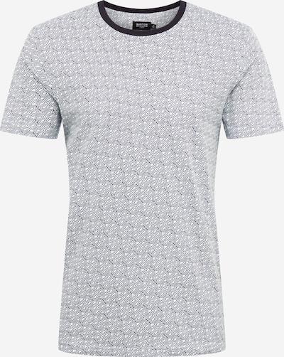 BURTON MENSWEAR LONDON Shirt 'Monogram' in schwarz / weiß, Produktansicht