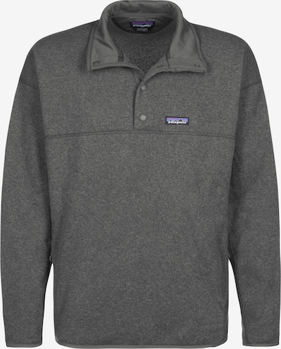 PATAGONIA Fleecepullover ' LW Better Sweater Marsupial ' in grau, Produktansicht
