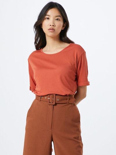 JAN 'N JUNE Tričko 'BOY' - hrdzavo červená, Model/-ka