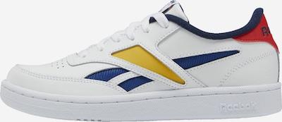 Reebok Classic Sneaker in blau / gelb / weiß, Produktansicht