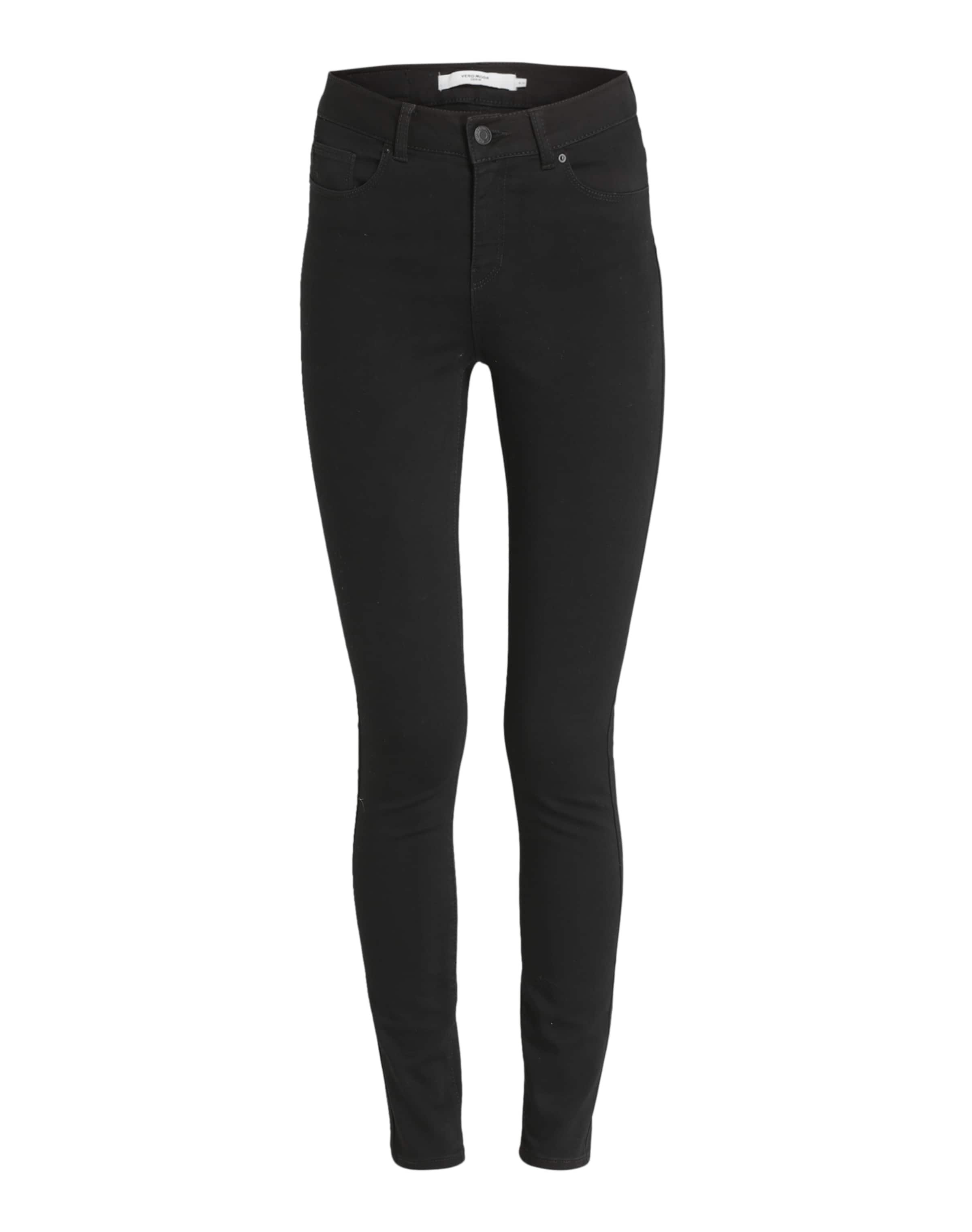 VERO MODA High Waist Skinny Jeans 'VMNine' Am Besten Zu Verkaufen Rabatt-Spielraum Store JGAOjCTZj