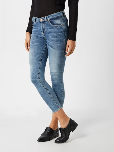 LTB Jeans 'Lonia' in blue denim, Modelansicht
