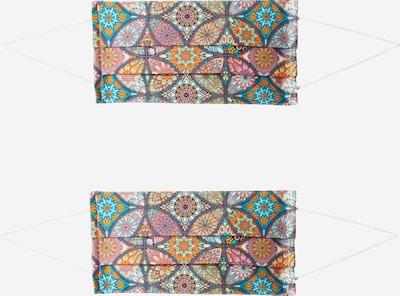 Zwillingsherz Tørklæde '2er Pack Mandala' i blandingsfarvet, Produktvisning