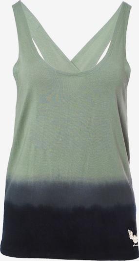 "Kismet Yogastyle Yoga-tank-top ""aja"" - Ocean Batik in mischfarben, Produktansicht"