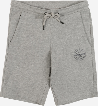 Jack & Jones Junior Shorts in graumeliert, Produktansicht